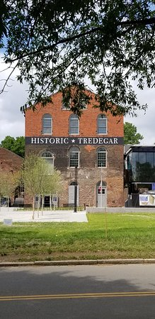 Tredegar Iron Works 사진