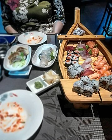 best service d9901 99bff IMG_20180601_000346_562_large.jpg - Picture of Fuku Sushi ...