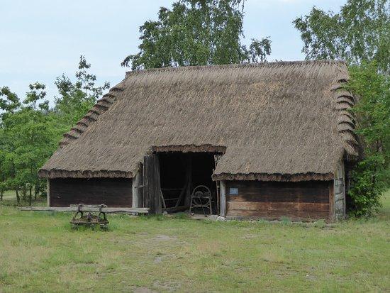 Maurzyce, Polen: Farming Building