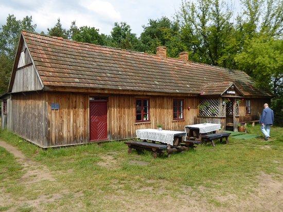 Maurzyce, Polen: Restaurant Exterior