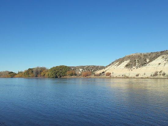 Villa Regina, Argentyna: Vista del rio