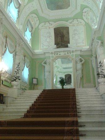 Rukavishnikovykh Usadba : Парадная лестница