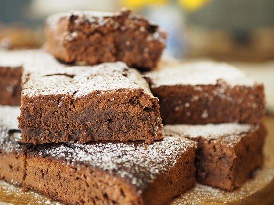 TEASE Cais do Sodré: Brownies