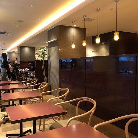 Toraja Coffee Keihan Mall: トラジャコーヒー 京阪モール店