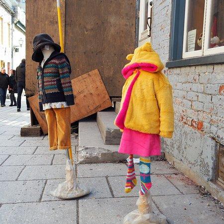 小香普兰街照片
