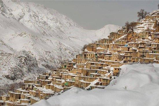 Kordestan Province, Iran: Howraman(Uraman )village,Kurdistan of Iran
