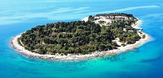 Flipper: Island Jerolim-BRIJUNI
