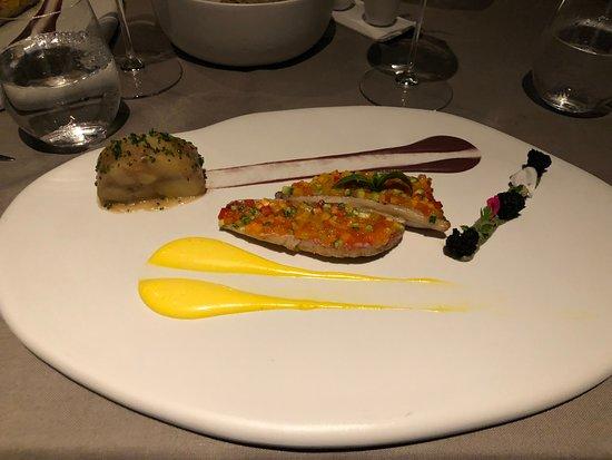 La Terrazza: Fish