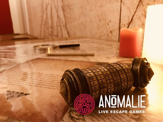 ANOMALIE Live Escape Games