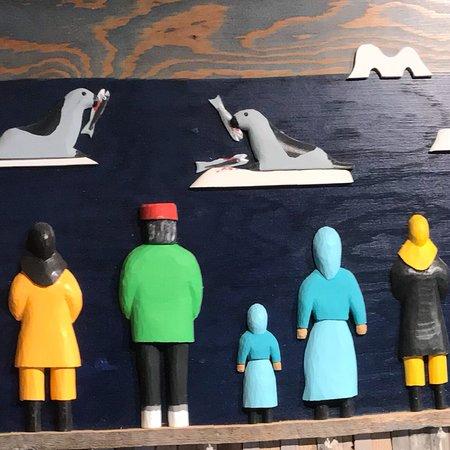 Home From the Sea John C. Crosbie Sealers Interpretation Centre รูปภาพ