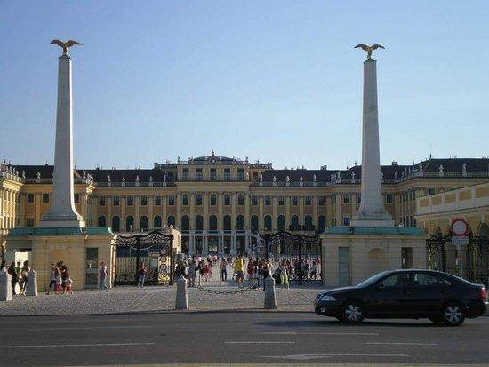 พระราชวังเชินบรุนน์: Palazzo Schonbrunn (Schloss Schonbrunn)