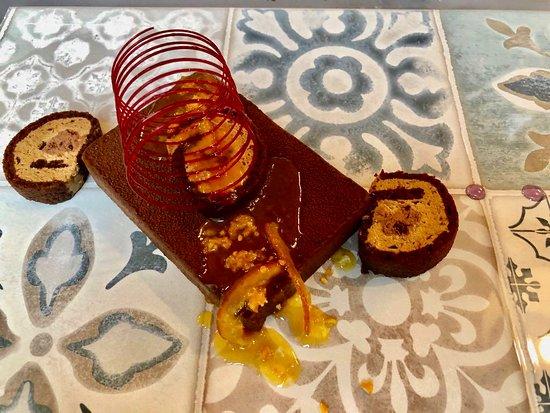 Capra: Изумительные десерты