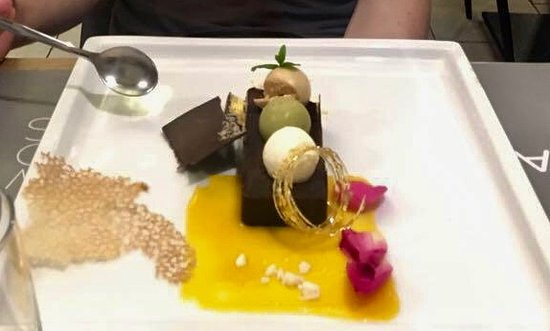Capra: Шоколад с апельсином - классическое сочетание