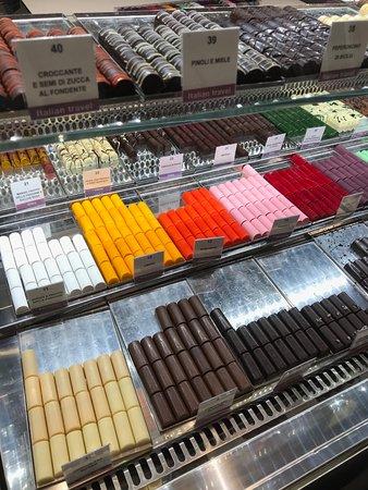 Pasticceria Ernst Knam: Cioccolatini