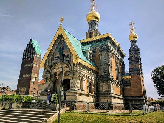 Taufe Kirche Hl Maria Magdalena Darmstadt