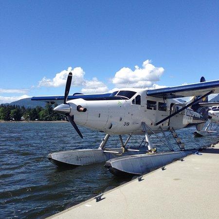 哈伯水上飞机公司照片