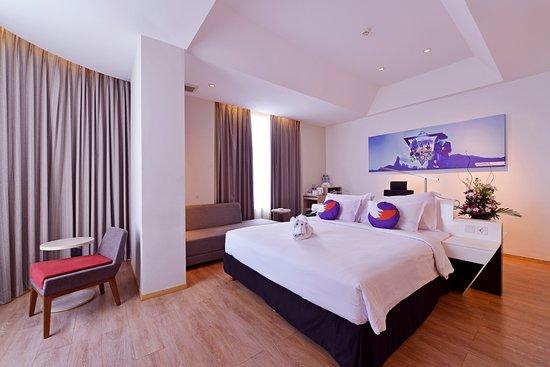 FOX Hotel Pekanbaru: Executive Room
