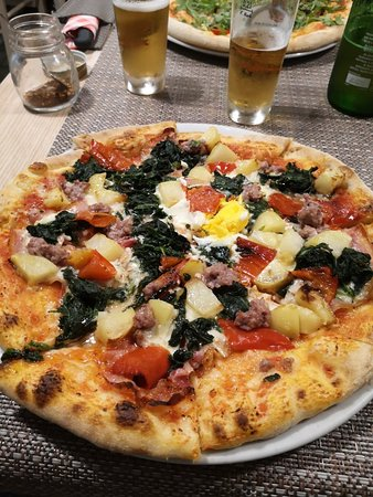 Pizzeria Le Panche: IMG_20180525_212445_large.jpg