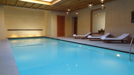Hotel Abadia Retuerta Le Domaine: Su Santuario o Spa es con la beatitud que dá la separación de sexos