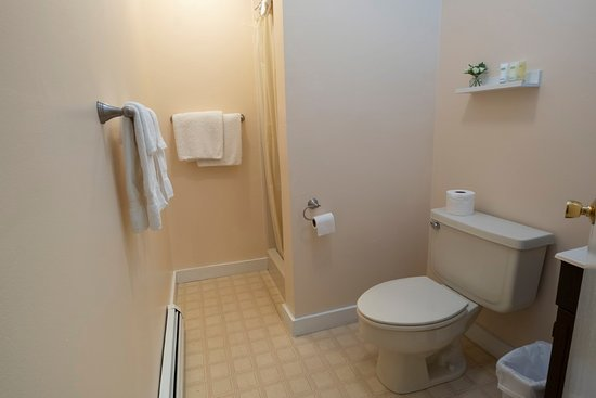 Chester, VT: Blue Spruce Bathroom