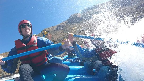 Urubamba River Rafting 1 Day ภาพ