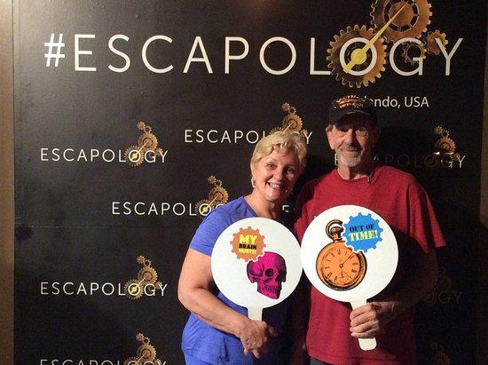 Escapology照片