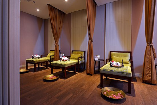 FOX Hotel Pekanbaru: Spa