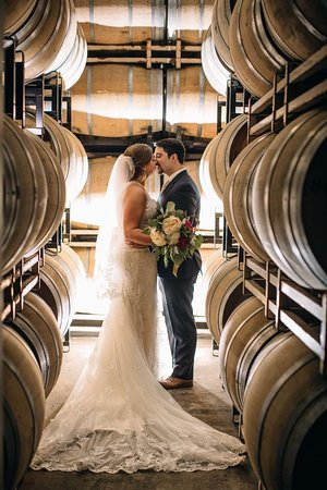 San Joaquin Winery: weddings