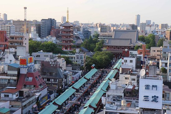 浅草文化观光中心照片