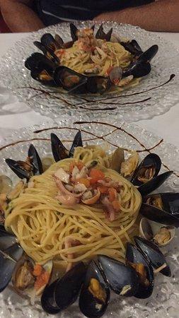 Trattoria Il Vagone: Delicioso!!