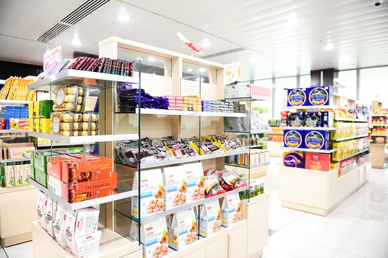SASCO Shop is a chain of souvenir – Vietnamese arts & crafts and confectionary stores