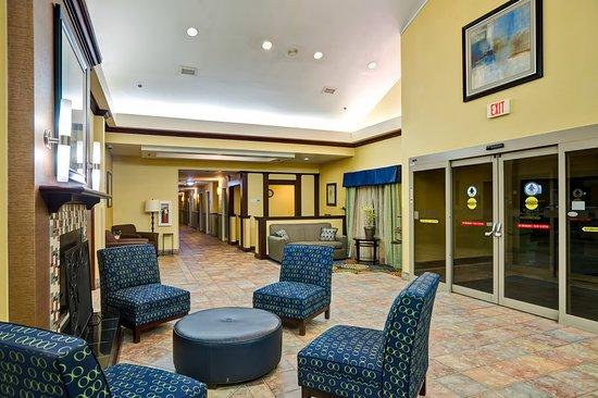Christiansburg, VA: Lobby