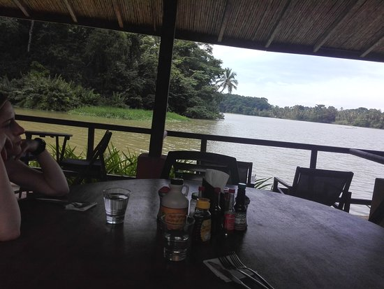 Barra de Pacuare ภาพถ่าย