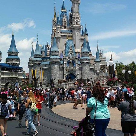 Cinderella Castle: Castillo