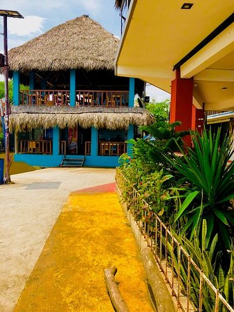 Cultural Walking Tour of San Salvador, El Salvador: Beach Hut