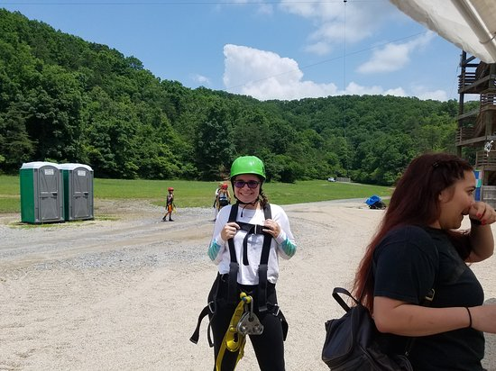 Beech Mountain, Carolina del Norte: Fun fun fun