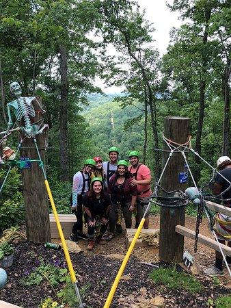 Beech Mountain, Carolina del Norte: Adventure is in our hearts
