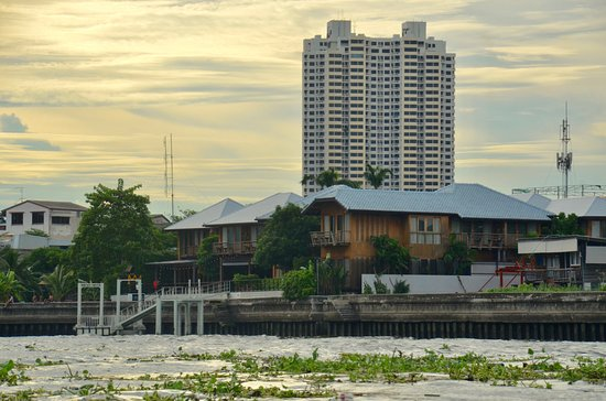 CHANN Bangkok Noi: View from Chao Phraya river
