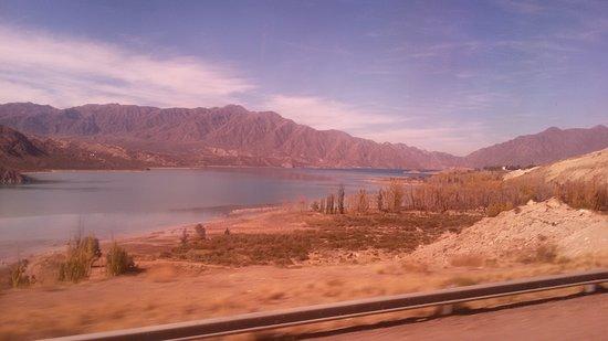 Potrerillos Dam张图片