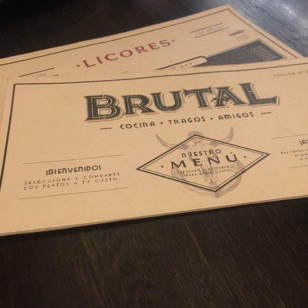 Restaurante Brutal ภาพถ่าย