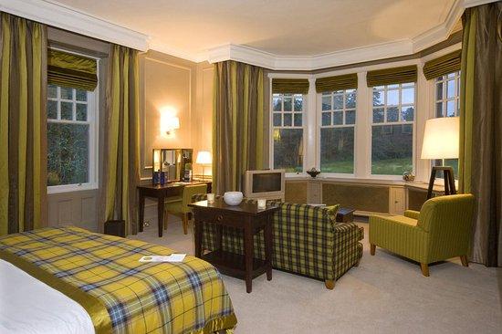 Benderloch, UK: Guest room