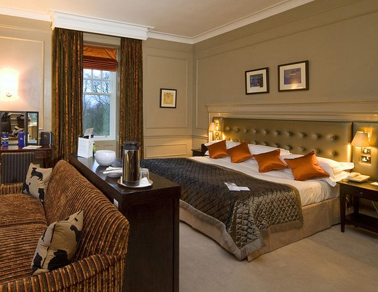 Benderloch, UK : Guest room