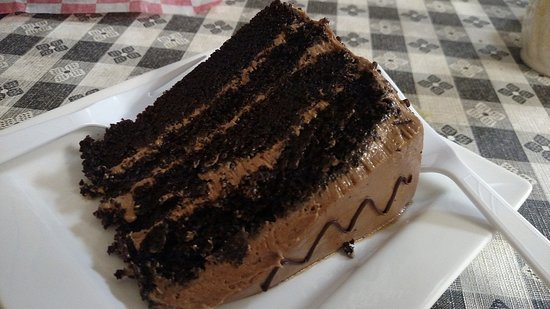 Mount Holly, Carolina del Norte: Chocolate cake