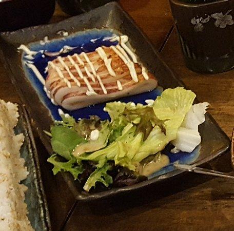 Sakura Inn: Grilled Calamari
