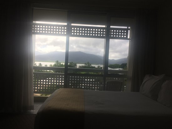 Holiday Inn Cairns Harbourside: View from our room