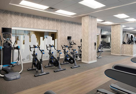 SpringHill Suites Indianapolis Downtown: Health club