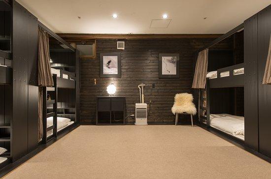 Moiwa Lodge: Dorm rooms