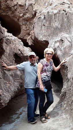 Araya Atacama: Vale da Lua - Caverna de sal