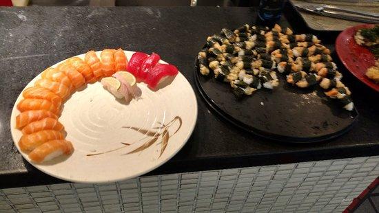 Kozaka: Almoço