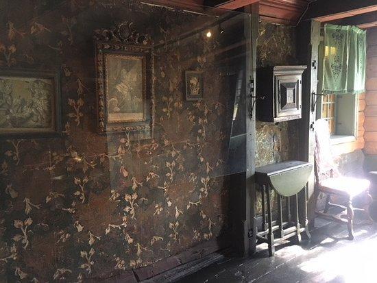 Det Hanseatiske Museum og Schoetstuene: The most beautiful bedroom in the house 1